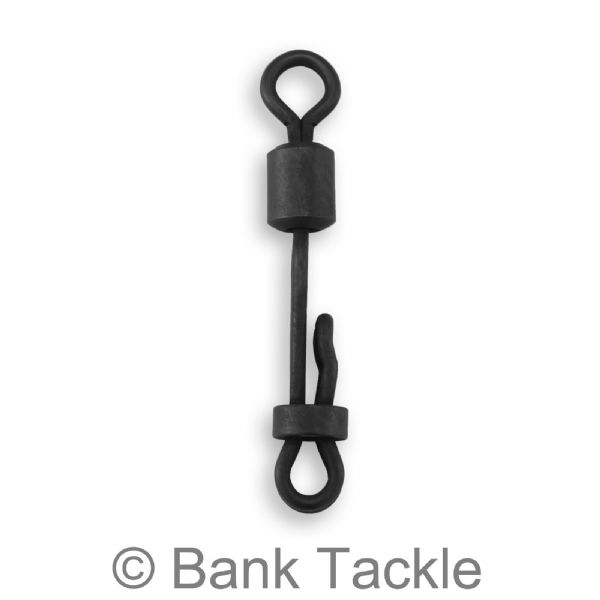 Quick Change Clam Lock Swivels Size 8.